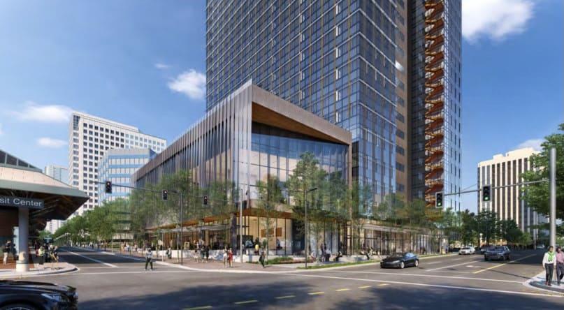 mazon Bellevue Corporate Plaza